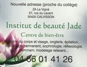 Institut de beauté Calvisson
